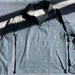J. Crew 1/4 Zip Sweatshirt